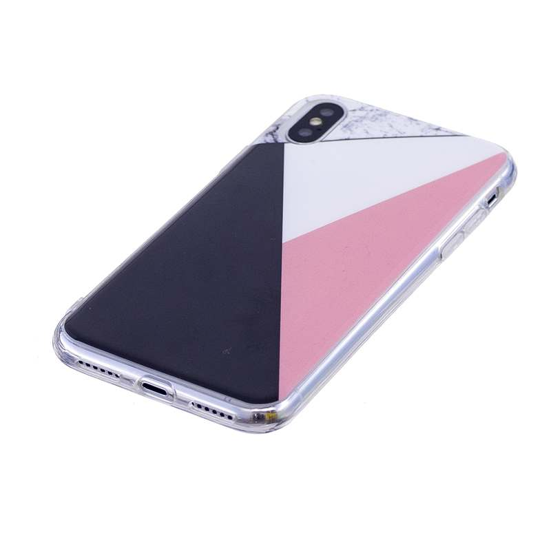 Geometric Granite Marble Phone Case