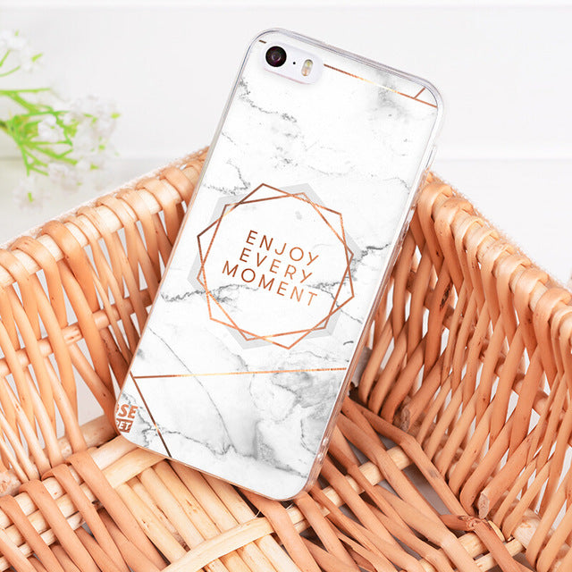 Enjoy Every Moment iPhone Cover