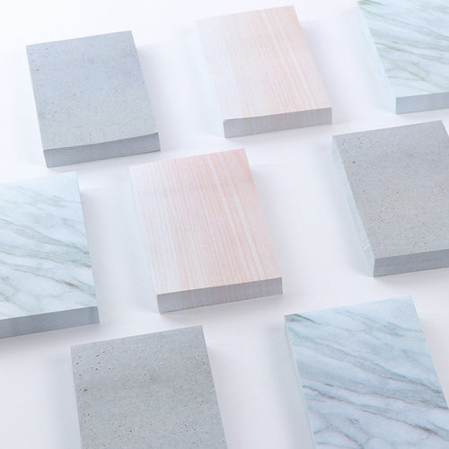 Marble Stone Sticky Note