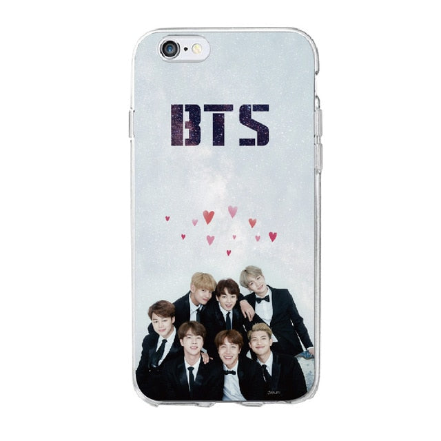 BTS Korea Bangtan Boys Young Forever JUNG KOOK Phone Case