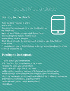 YOUR SOCIAL MEDIA GUIDE
