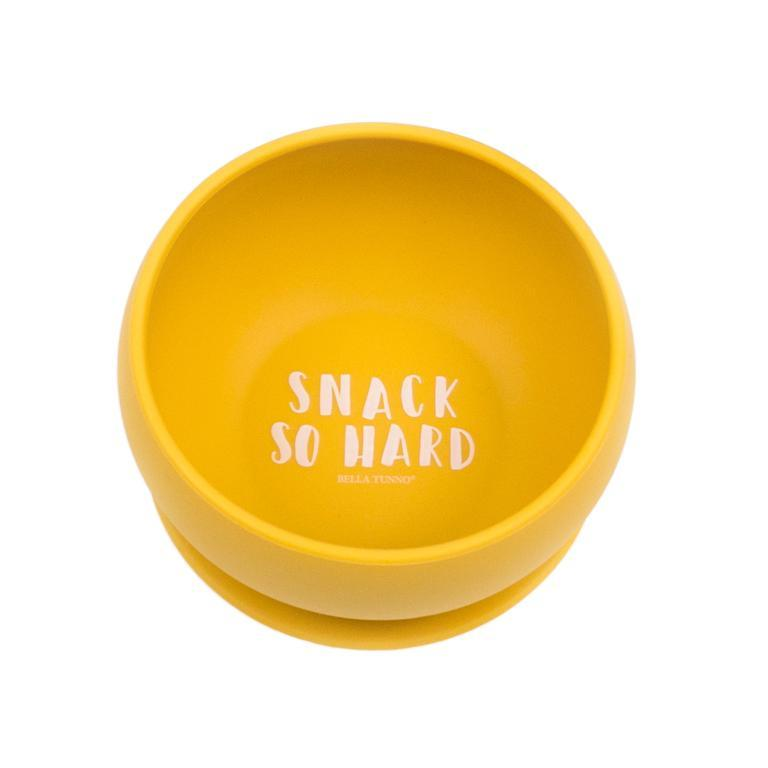Baby Suction Bowl - Snack So Hard