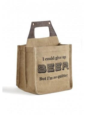 Recycled Beer Caddy - Multiple Fun Sayings!