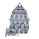 Packable Recycled Backpack - Multiple Great Prints