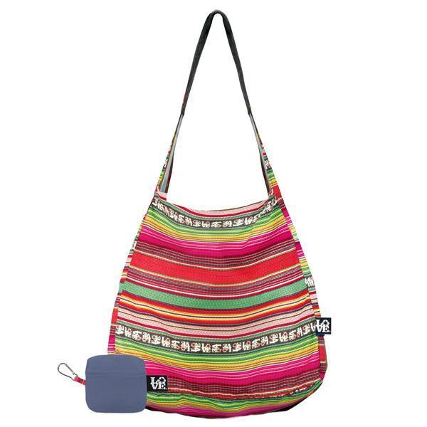 Recycled Reusable Shopping Tote - Multiple Great Prints