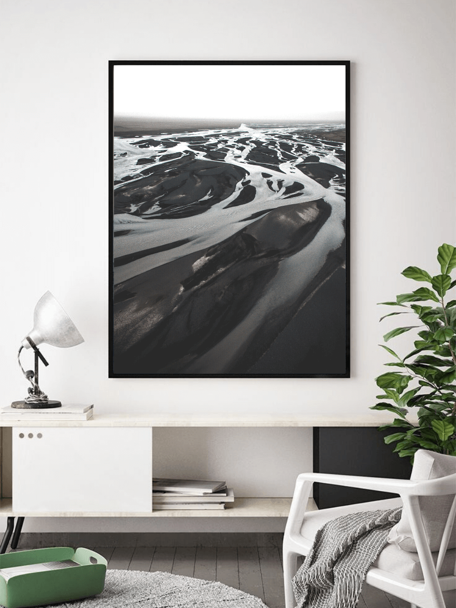 ICELAND RIVER 003