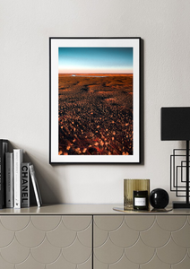 Alice Springs, Outback Print, Northern Territory, Australia. Aerial Print Aerial Poster Drone Photography Print Store.