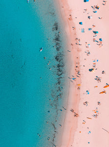 Eagle Bay Beach, Southwest, Western Australia. Aerial Print Aerial Poster Drone Photography Print Store.