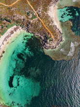 Shark Bay, Western Australia. Aerial Print Aerial Poster Drone Photography Print Store. Fine Art Prints. Aerial Photography - Drone Photography. Property of Aerial Waves