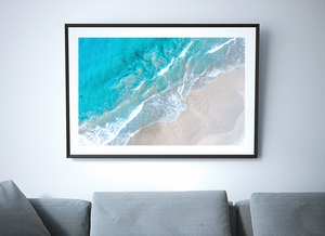 Drone Photography Australia Peregian Beach - Queensland - Fine Art Prints - Aerial Photography - Interior Design Decoration