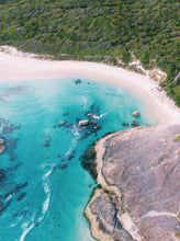 Greens Pool, Denmark, Western Australia. Aerial Print Aerial Poster Drone Photography Print Store.