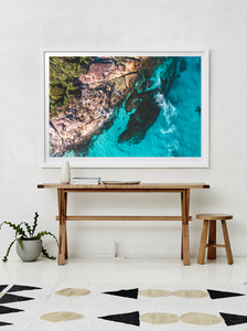 Drone Photography Australia Beach - Fine Art Prints - Aerial Photography - Interior Design Decoration