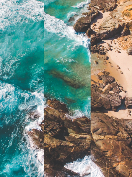 Mandalay Beach, Southwest, Western Australia. Aerial Print Aerial Poster Drone Photography Print Store.