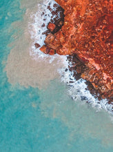 Gantheaume Point, Broome, Western Australia. Aerial Print Aerial Poster Drone Photography Print Store.