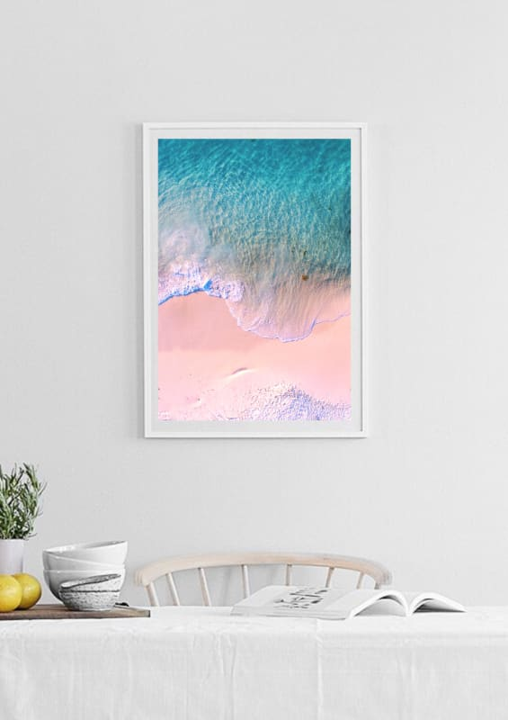 LITTLE HARBOUR BEACH 001 - 30x40 / Portrait - PRINT