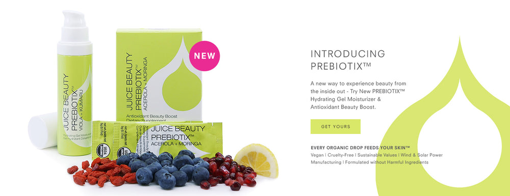Introducing Prebotix, Try our new Hydrating Gel Moisturizer and Antioxidant Beauty Boost. Buy Now.