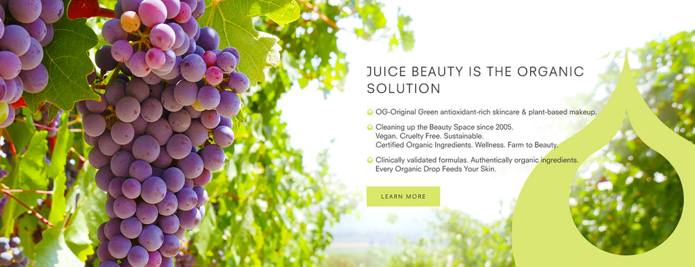 Juice Beauty Organic Guidelines