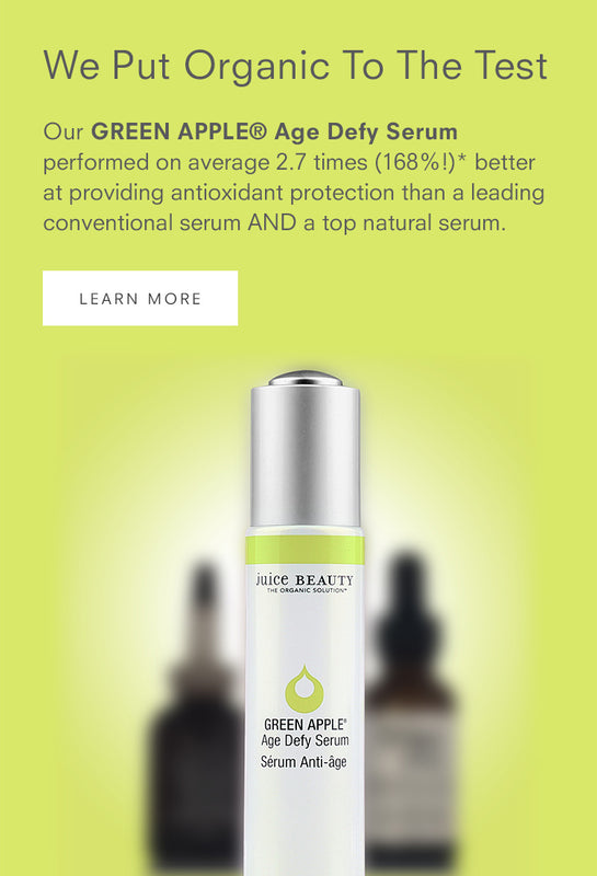 Green Apple Age Defy Serum performance benefits
