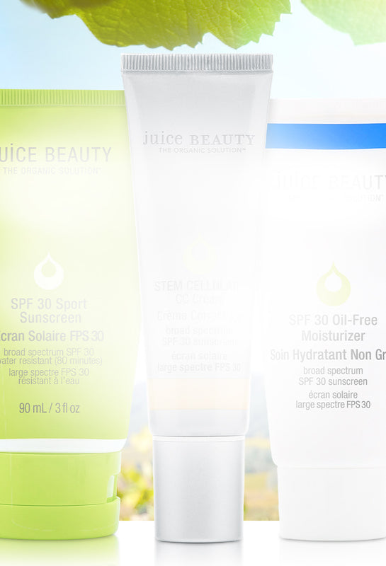 Juice Beauty Organic Beauty Products Skincare Cosmetics