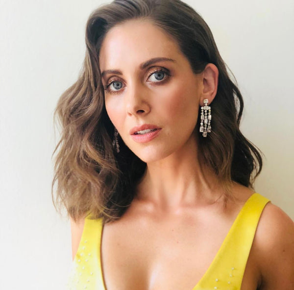 Alison Brie 2018 Emmys