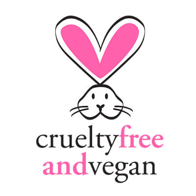 Cruelty Free and Vegan Seal.