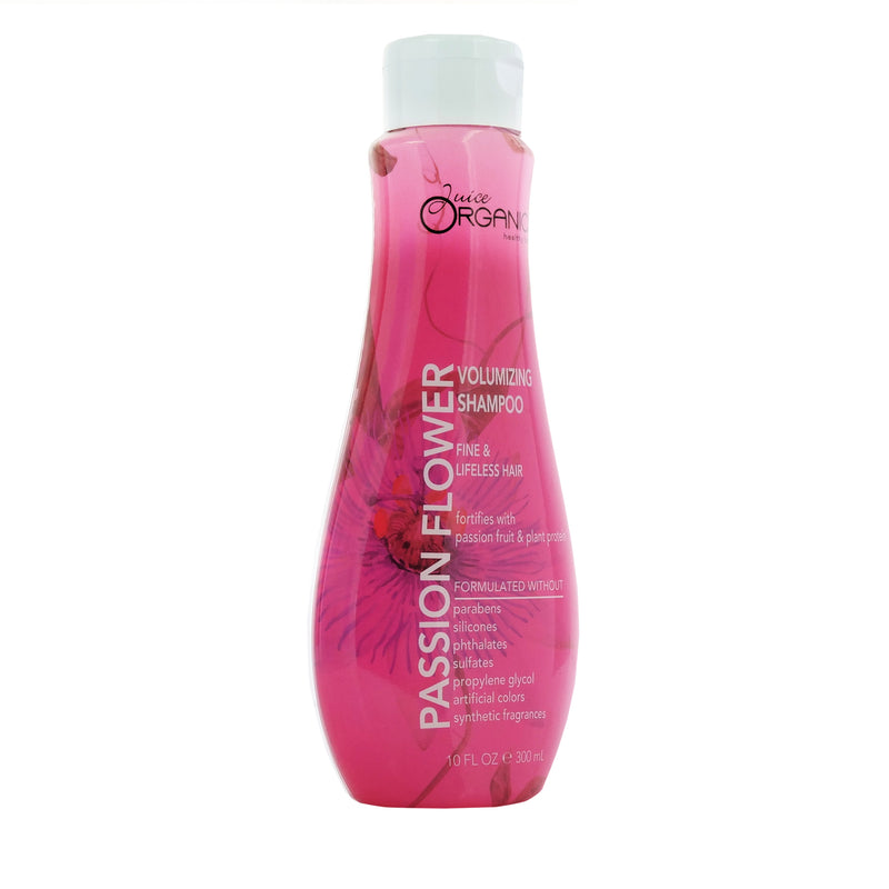 Juice Organics Passion Flower Volumizing Shampoo