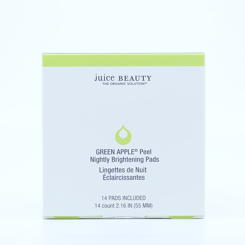 Green Apple Peel Nightly Brightening Pad