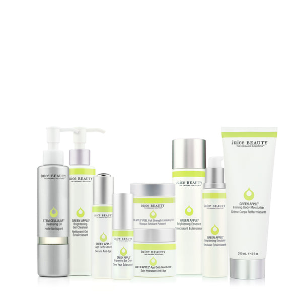 GREEN APPLE Brightening Regimen