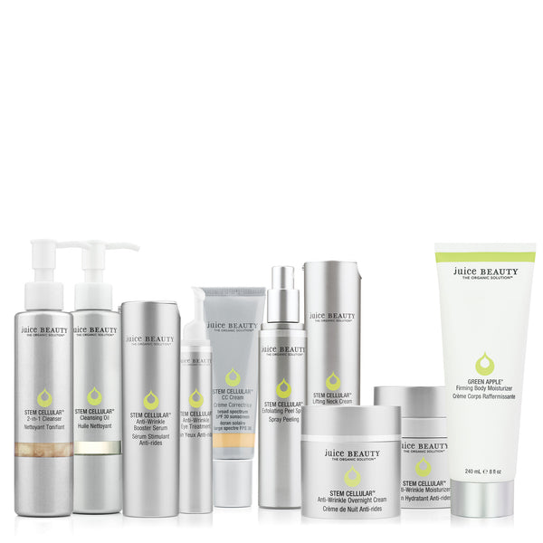 STEM CELLULAR Anti-Wrinkle Regimen