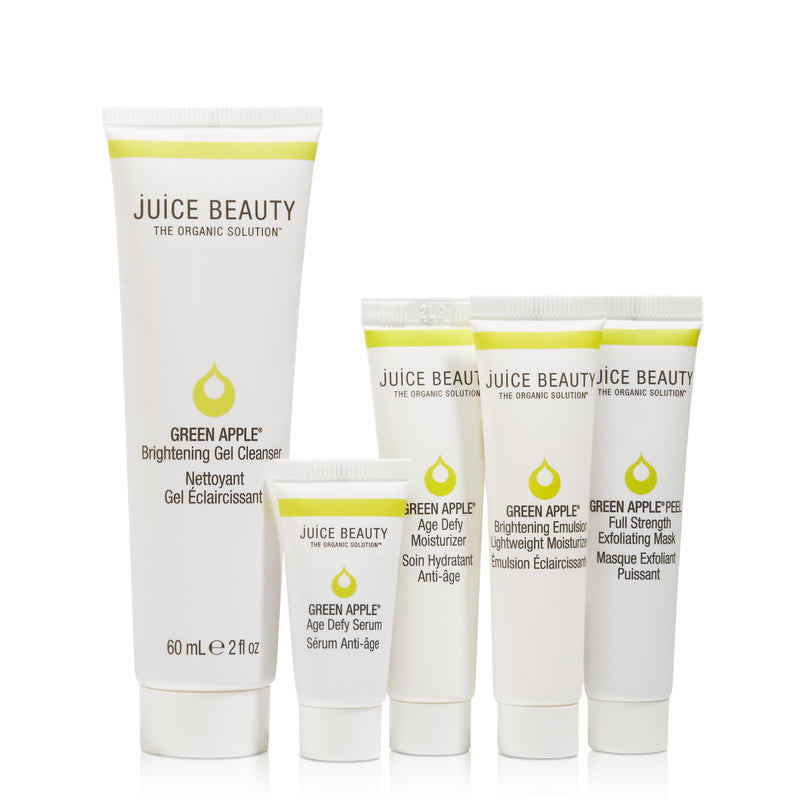 Green Apple Brightening Solutions Kit