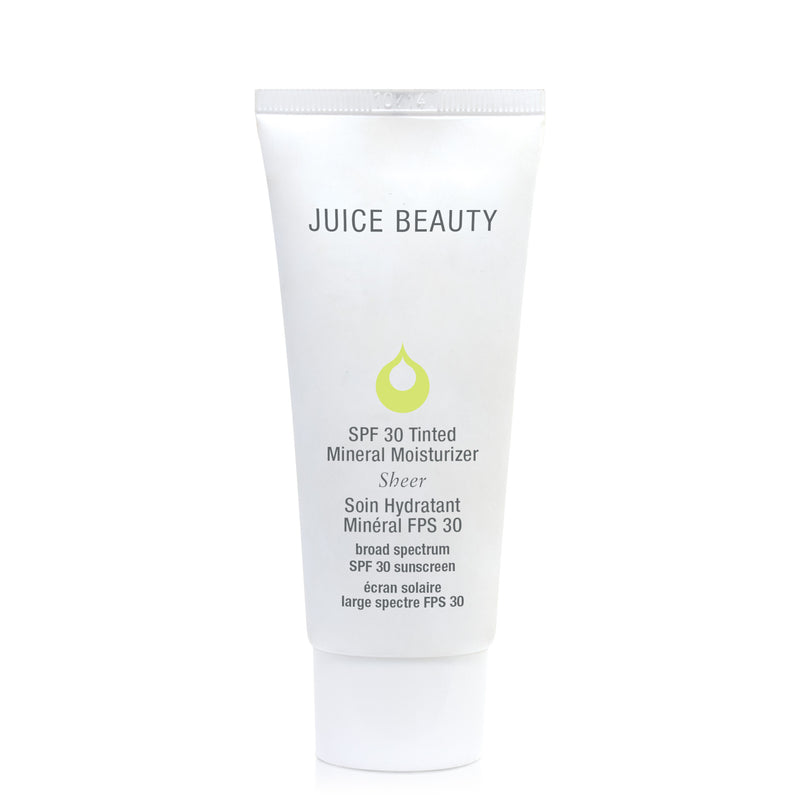 SPF 30 Tinted Mineral Moisturizer - BB