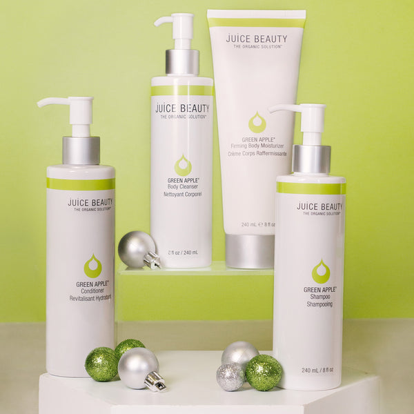 Green Apple Brightening Body & Hair Care Set