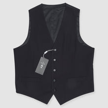 Load image into Gallery viewer, Black Prom Vest