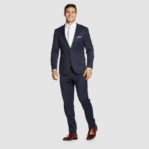 Navy Blue Prom Suit Jacket