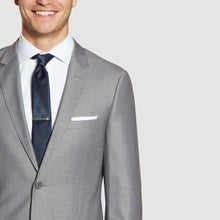 Load image into Gallery viewer, Light Grey Prom Suit Jacket