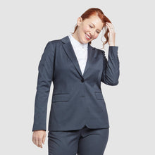 Load image into Gallery viewer, Women's Dark Grey Prom Suit Jacket