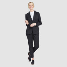 Load image into Gallery viewer, Women's Black Prom Suit Jacket