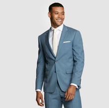Load image into Gallery viewer, Light Blue Prom Suit Jacket