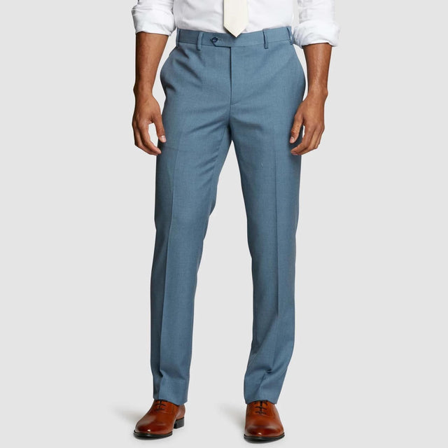 Light Blue Prom Dress Pants
