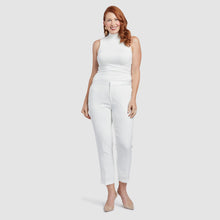 Load image into Gallery viewer, Women's White Prom Tuxedo Pants