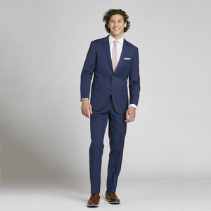 Royal Blue Prom Dress Pants