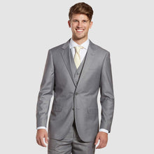 Load image into Gallery viewer, Light Grey Prom Vest