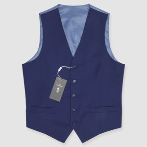Royal Blue Prom Vest