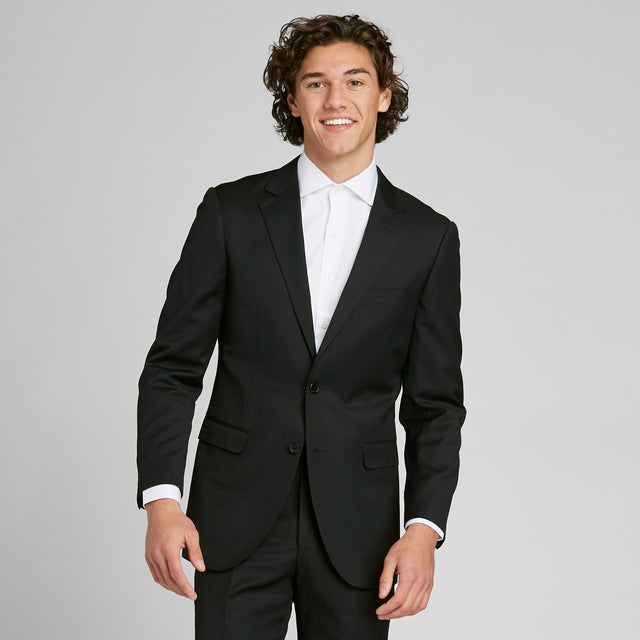 Black Prom Suit Jacket