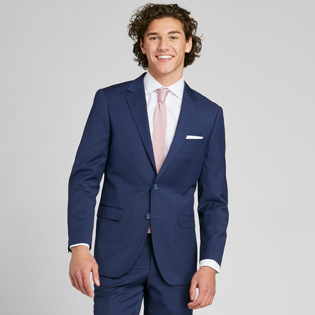 Royal Blue Prom Suit Jacket
