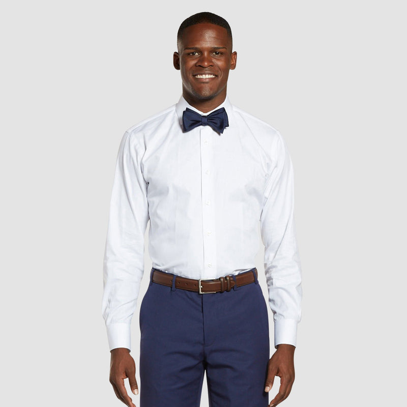 White Prom Dress Shirt
