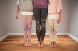 Hand Painted Leggings for Women