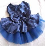 Elegant Ribbon Tutu Dress