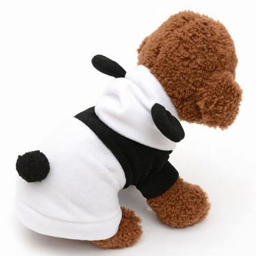 Adorable Panda Dog Costume
