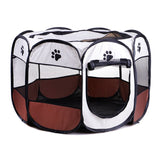 Portable and Foldable Dog House